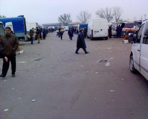 Рынок в Великих Копанях